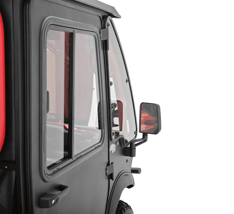 Side Mirror Set for Hard Cab Enclosure detail photo 3