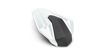 Seat Cowl, Pearl Blizzard White/54X