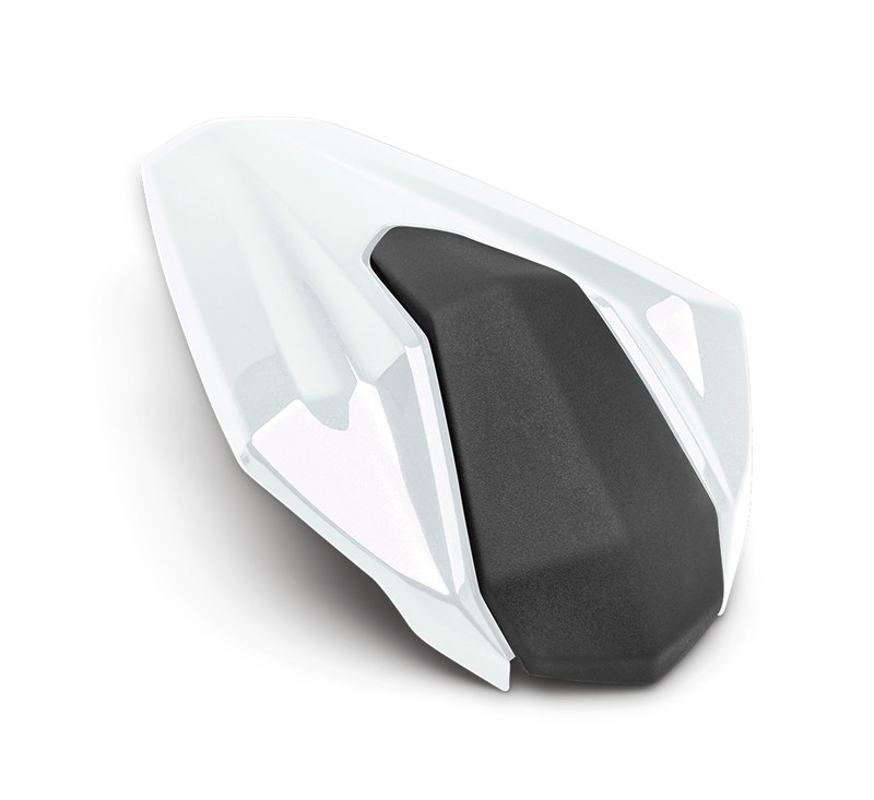 Seat Cowl, Pearl Blizzard White/54X detail photo 1