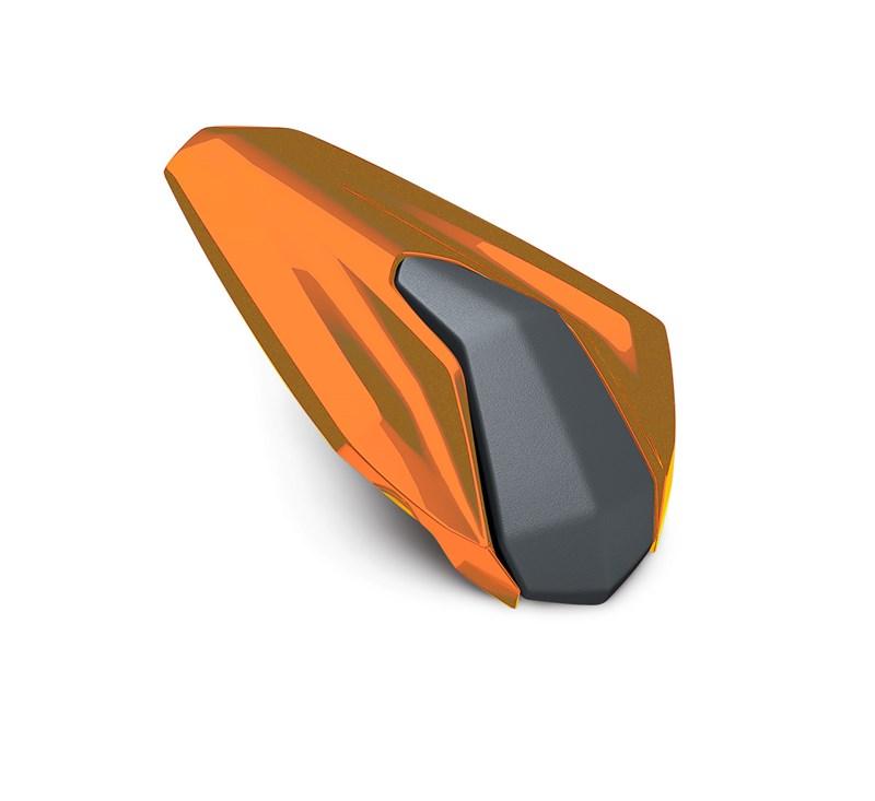 Seat Cowl, Candy Steel Furnace Orange/62J detail photo 1