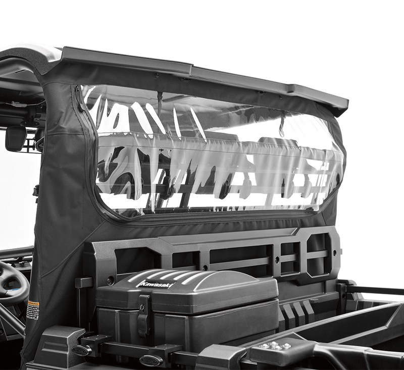 KQR™ Soft Rear Panel detail photo 2