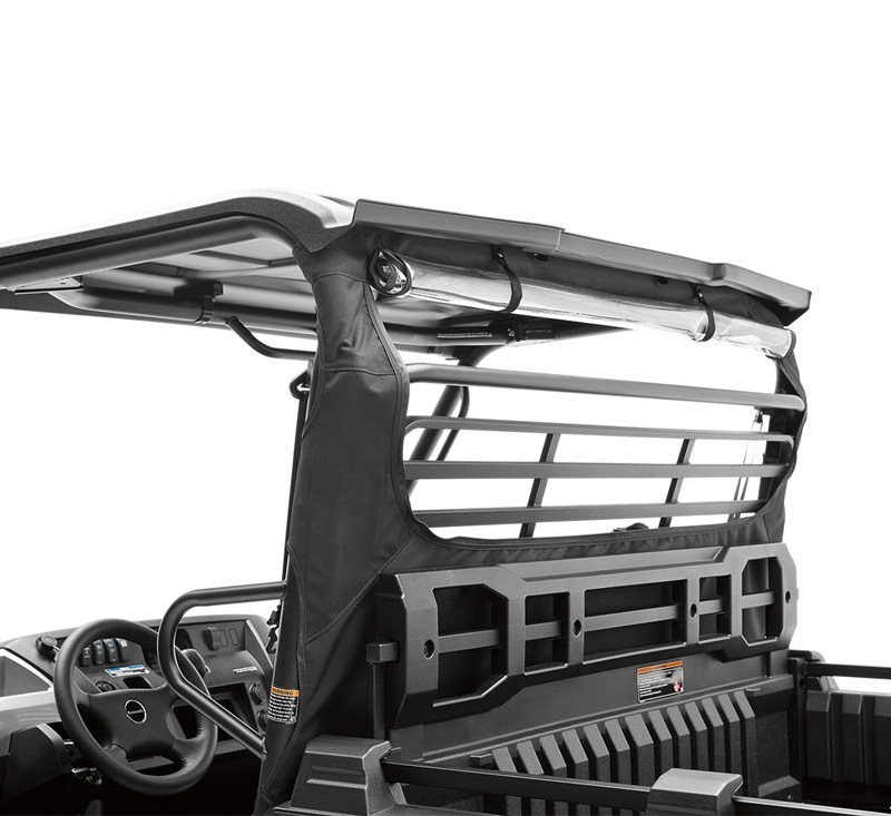 KQR™ Soft Rear Panel detail photo 1