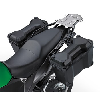 17 Liter Hard Saddlebag Set