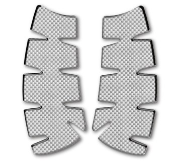 Knee Pad Set, Carbon Print