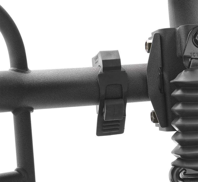Cab Enclosure, KQR™  Rear Panel, Polycarbonate detail photo 2