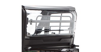 Cab Enclosure, KQR™  Rear Panel, Polycarbonate
