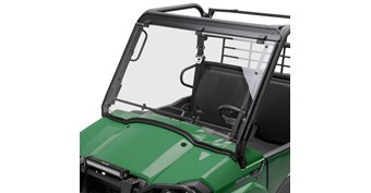 KQR™ Flip-Up Windshield, Polycarbonate