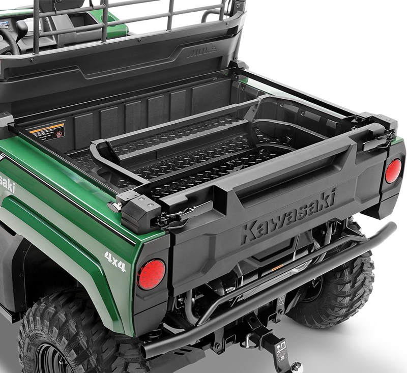 KQR™ Cargo Bed Extender/Divider detail photo 5