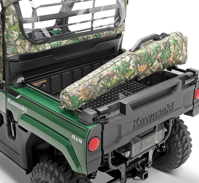 Kawasaki Gun Defender by ATV/UTV TEK Cover, TrueTimber® HTC Green detail photo 2