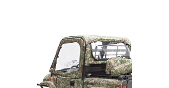 Soft Cab Enclosure Roof, TrueTimber® HTC Green