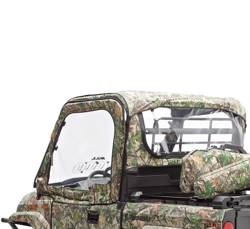 Soft Cab Enclosure Roof, TrueTimber® HTC Green detail photo 1