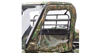 Cab Enclosure, Upper Door Set, TrueTimber® HTC Green