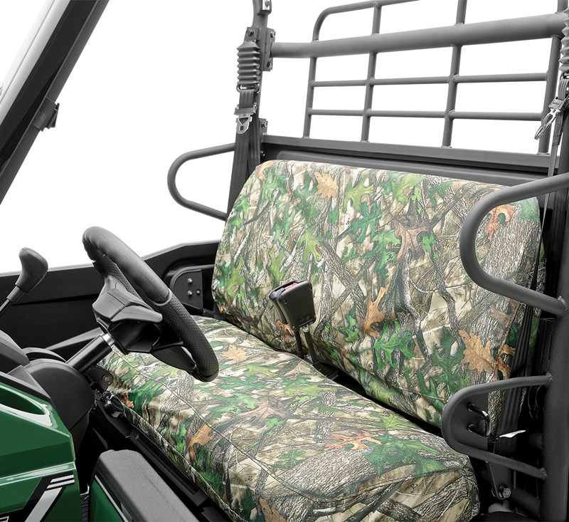 Seat Cover, TrueTimber® HTC Green detail photo 1