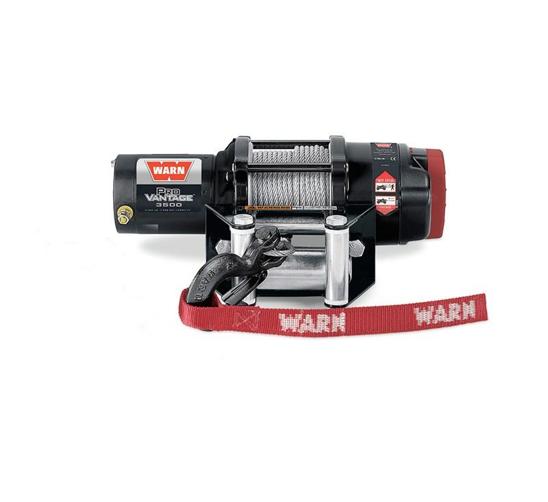 WARN® Pro Vantage™ 3500 Winch detail photo 1