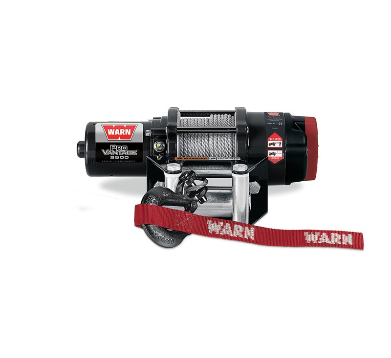 WARN® Pro Vantage™ 2500 Winch detail photo 1