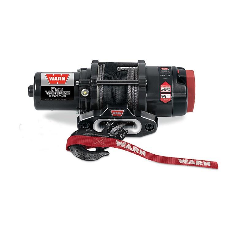 WARN® Pro Vantage™ 2500S Winch detail photo 1