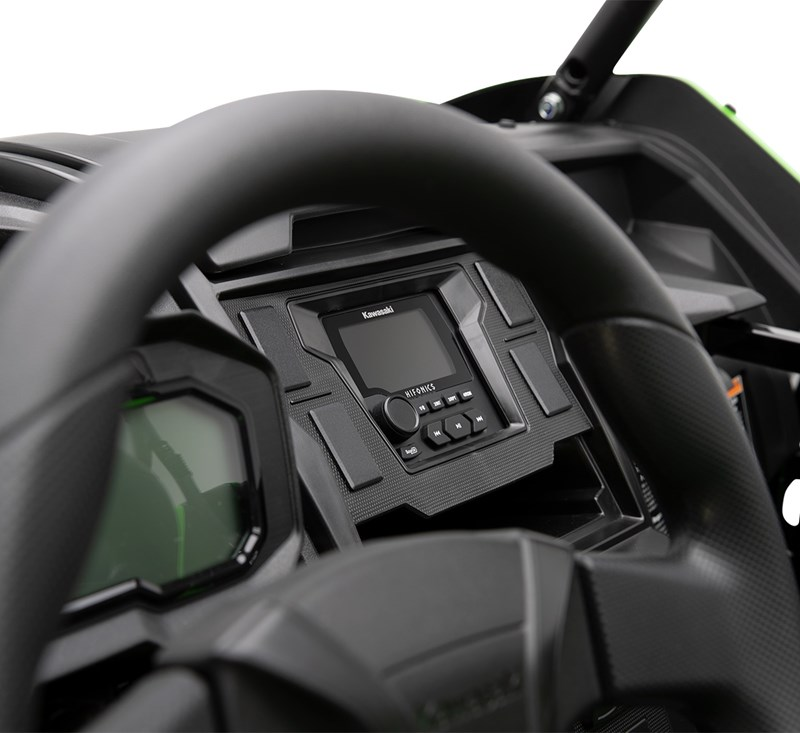 Audio System for Teryx­® KRX™ 1000 detail photo 4