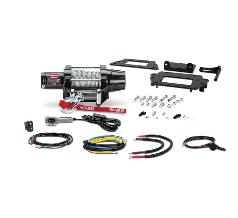 Teryx KRX® 1000 WARN® VRX 45 Powersport Winch Kit detail photo 1