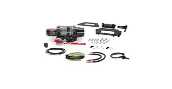 Teryx KRX® 1000 WARN® VRX 45-S Powersport Winch Kit