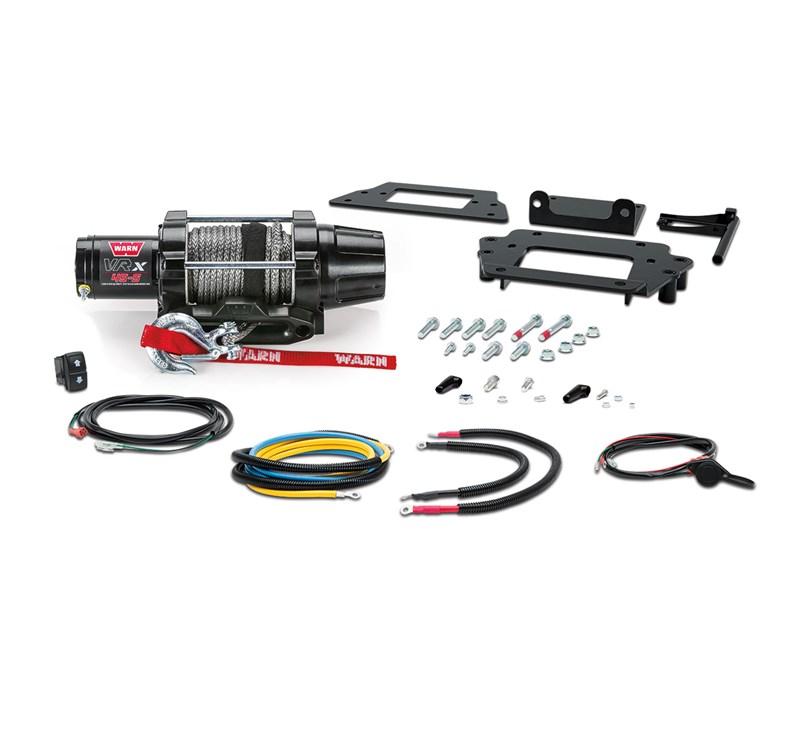 Teryx KRX® 1000 WARN® VRX 45-S Powersport Winch Kit detail photo 1