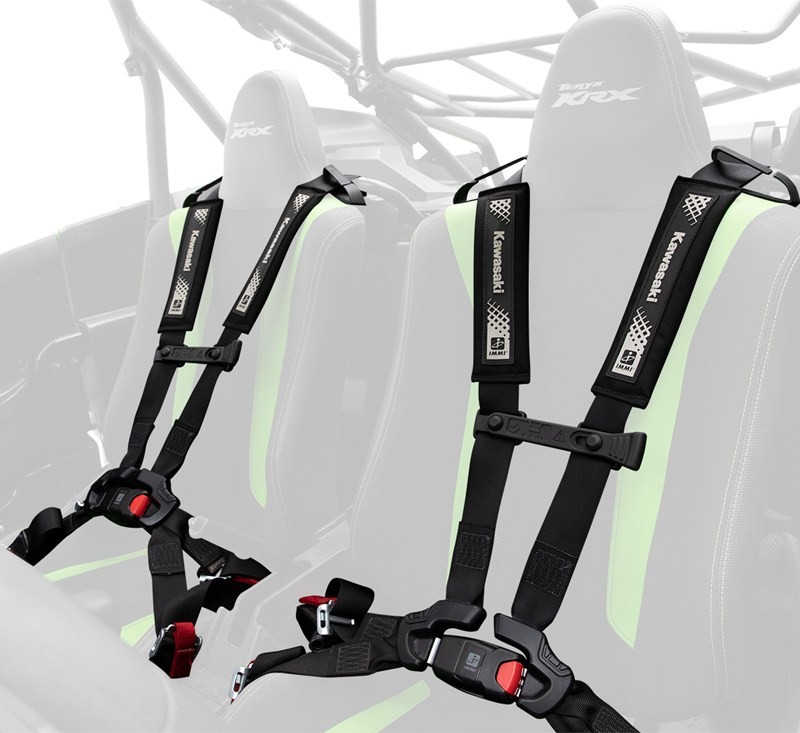 Click-6® Complete 6-Point Harness Kit detail photo 1