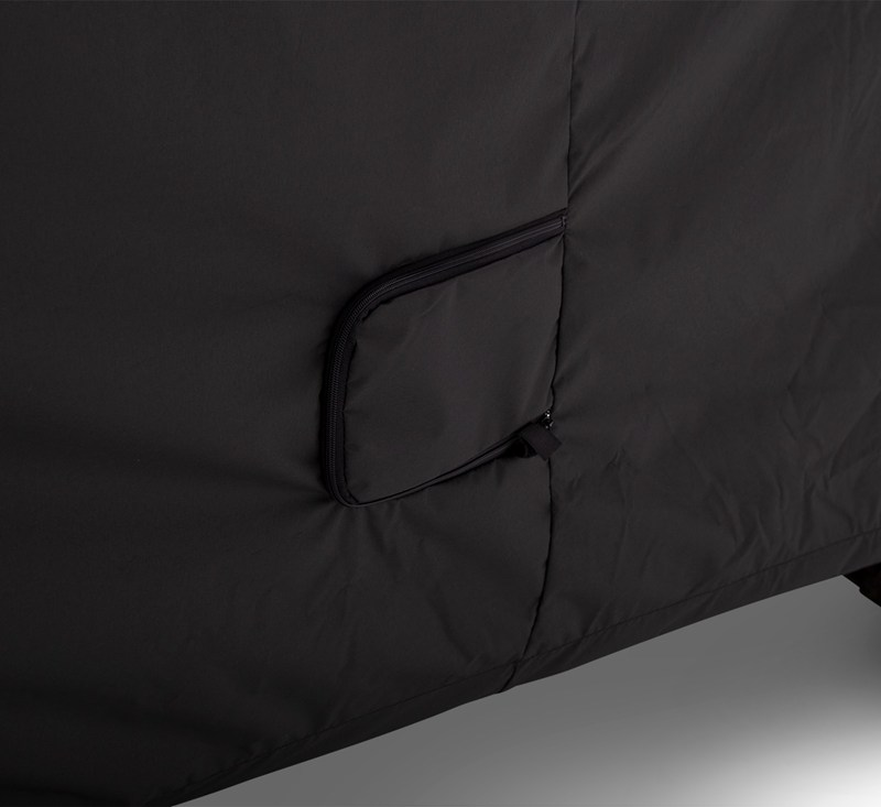 Towable Storage Cover detail photo 4