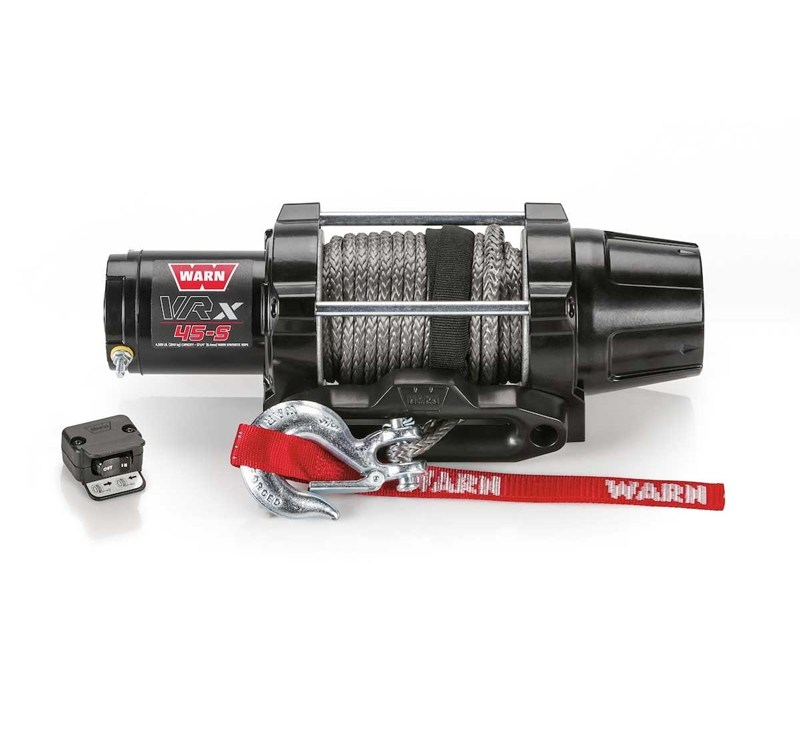 WARN® VRX 45-S Powersport Winch detail photo 1