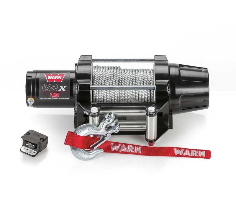 WARN® VRX 45 Powersport Winch detail photo 1