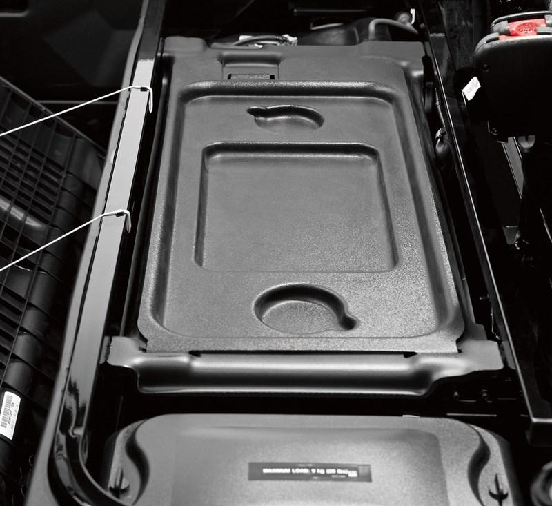 Underseat Storage Bin detail photo 1