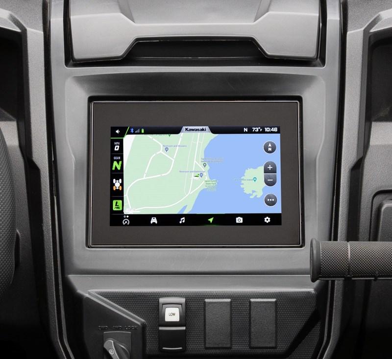 Kawasaki Interactive Display detail photo 15