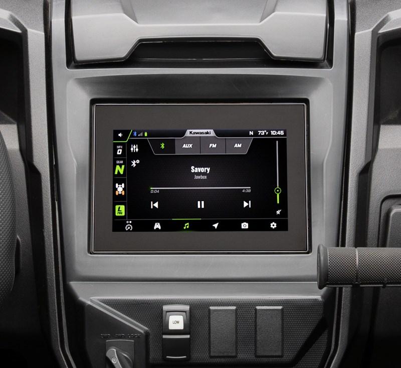 Kawasaki Interactive Display detail photo 14