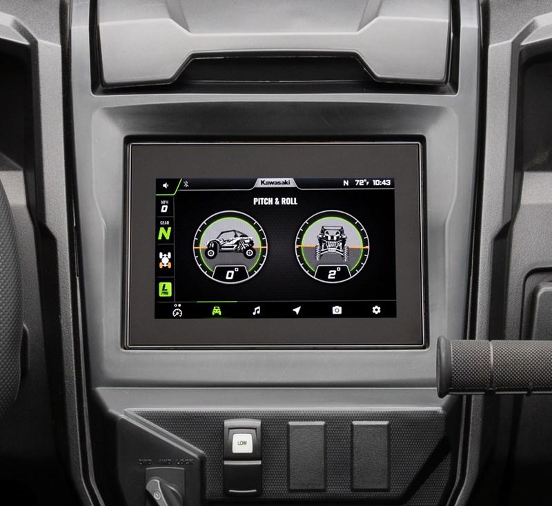 Kawasaki Interactive Display detail photo 12