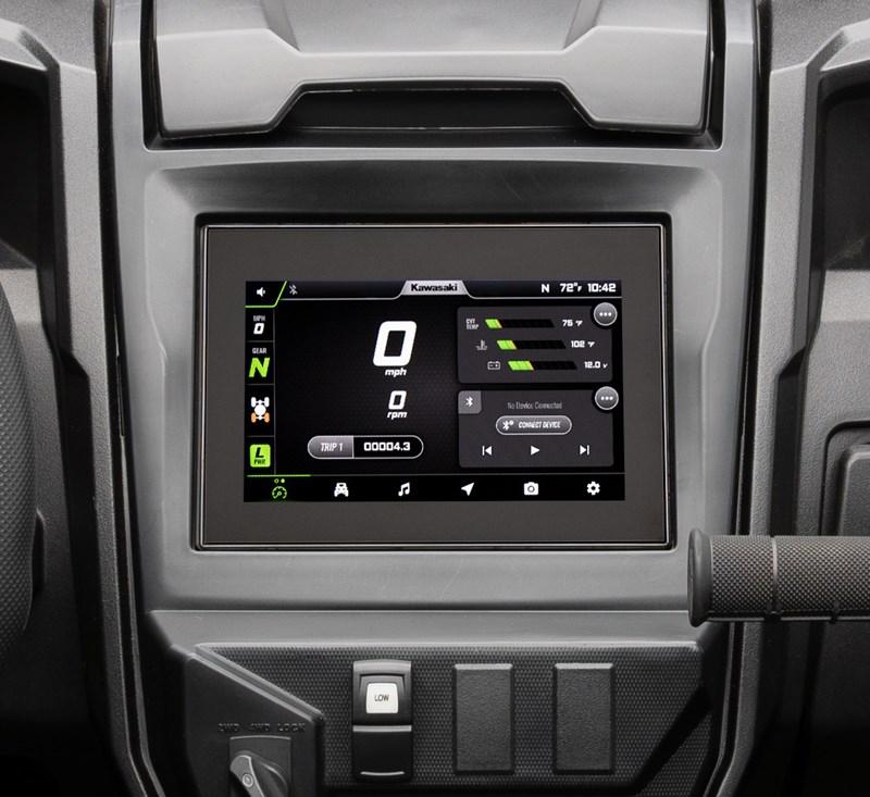 Kawasaki Interactive Display detail photo 11