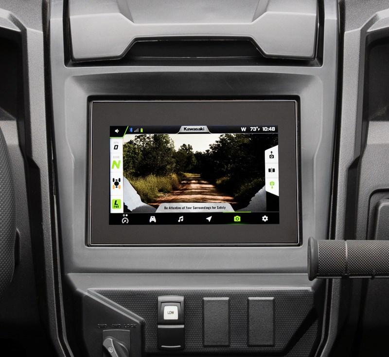 Kawasaki Interactive Display detail photo 9
