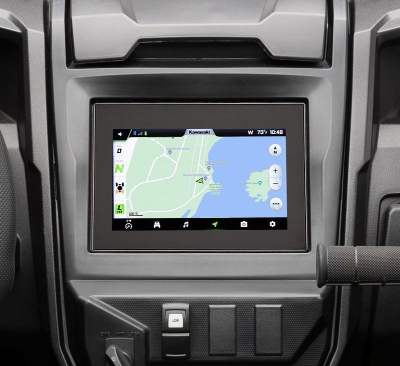 Kawasaki Interactive Display detail photo 7