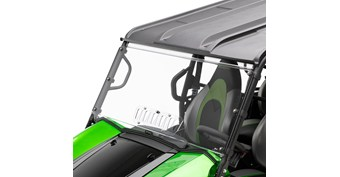 KQR™ Full Windshield, Polycarbonate