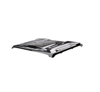 KQR™ Polycarbonate Roof, Black