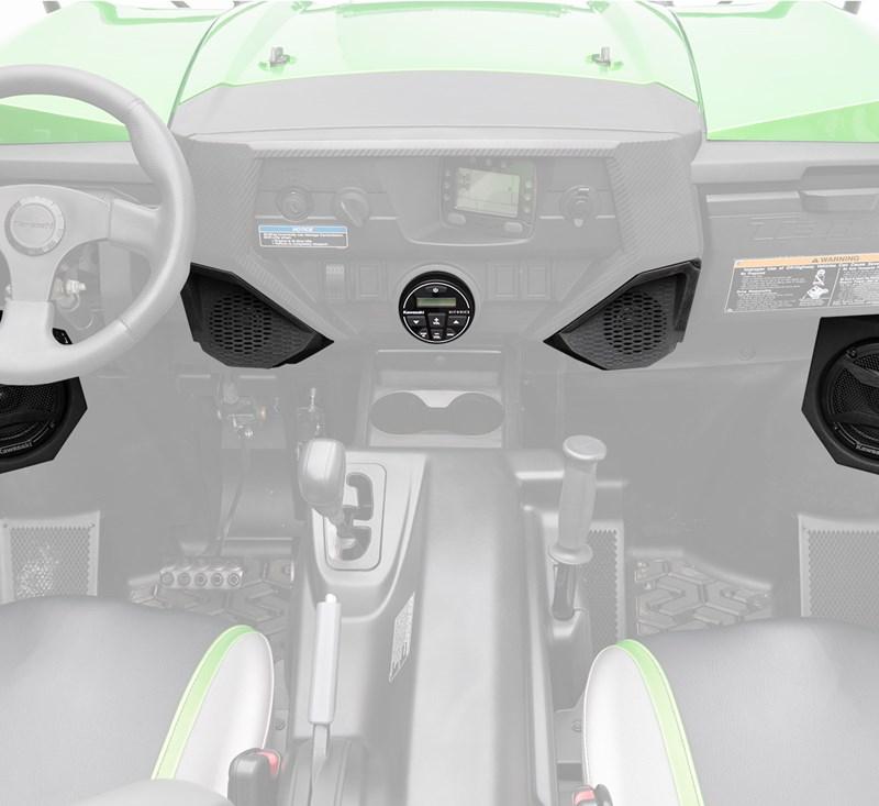 Teryx® Audio System detail photo 2