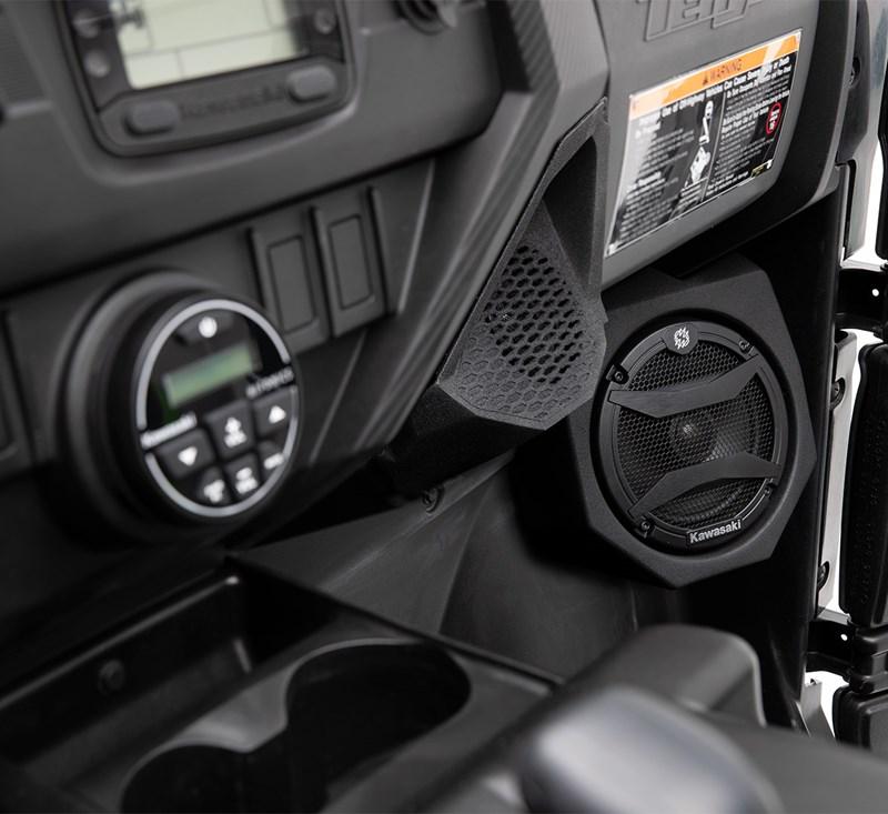 Teryx® Audio System detail photo 3
