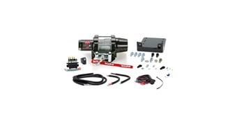 MULE 4000/4010 TRANS™ - VRX™ 25 Winch Kit
