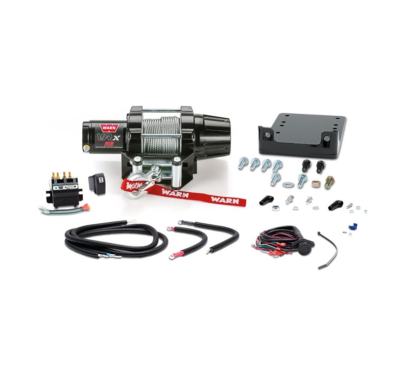MULE 4000/4010 TRANS™ - VRX™ 25 Winch Kit detail photo 1