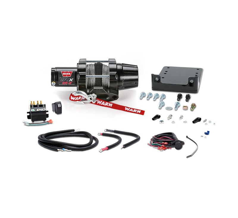MULE 4000/4010 TRANS™ - VRX™ 25-S Winch Kit detail photo 1