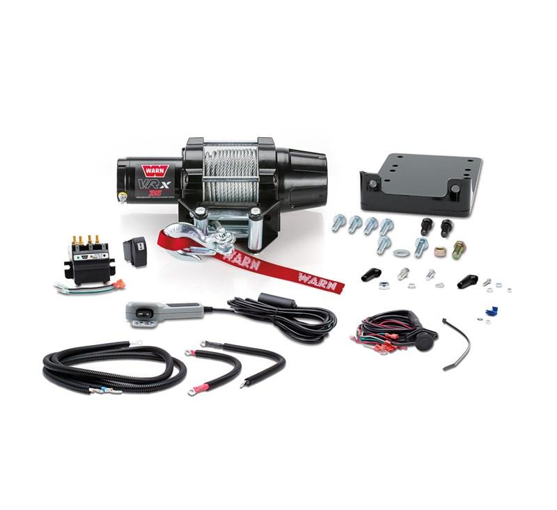 MULE 4000/4010 TRANS™ - VRX™ 35 Winch Kit detail photo 1