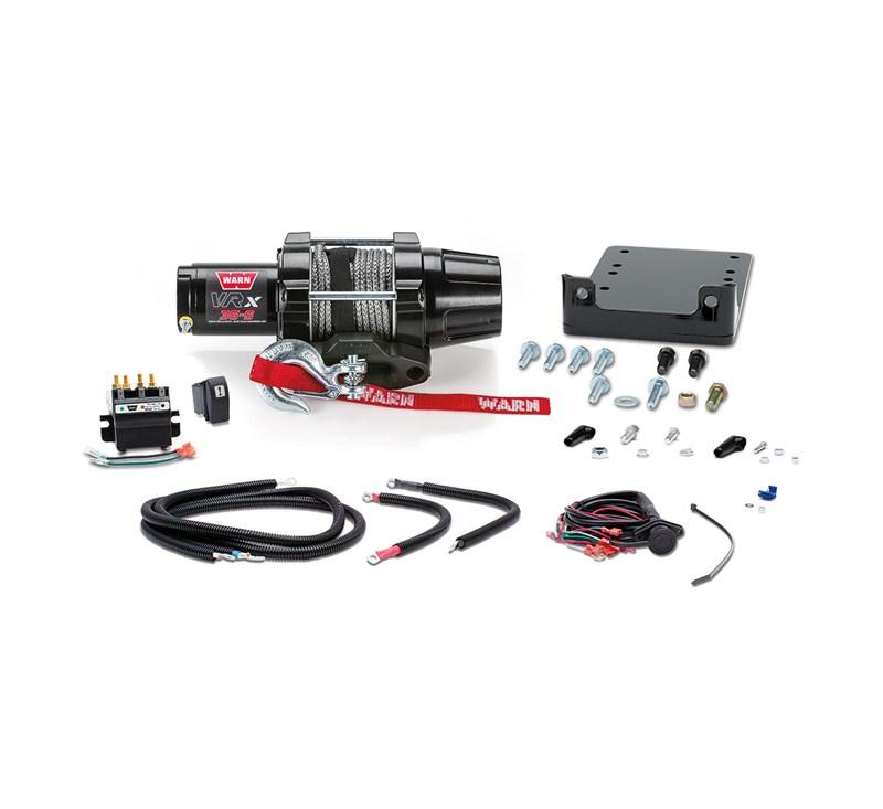 MULE 4000/4010 TRANS™ - VRX™ 35-S Winch Kit detail photo 1