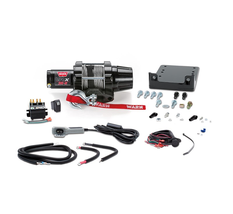 MULE 4000/4010 TRANS™ - VRX™ 35-S Winch Kit detail photo 1