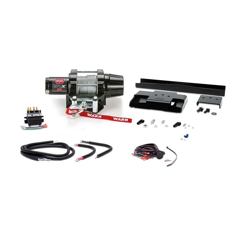 MULE SX™ VRX™ 25 Winch Kit detail photo 1