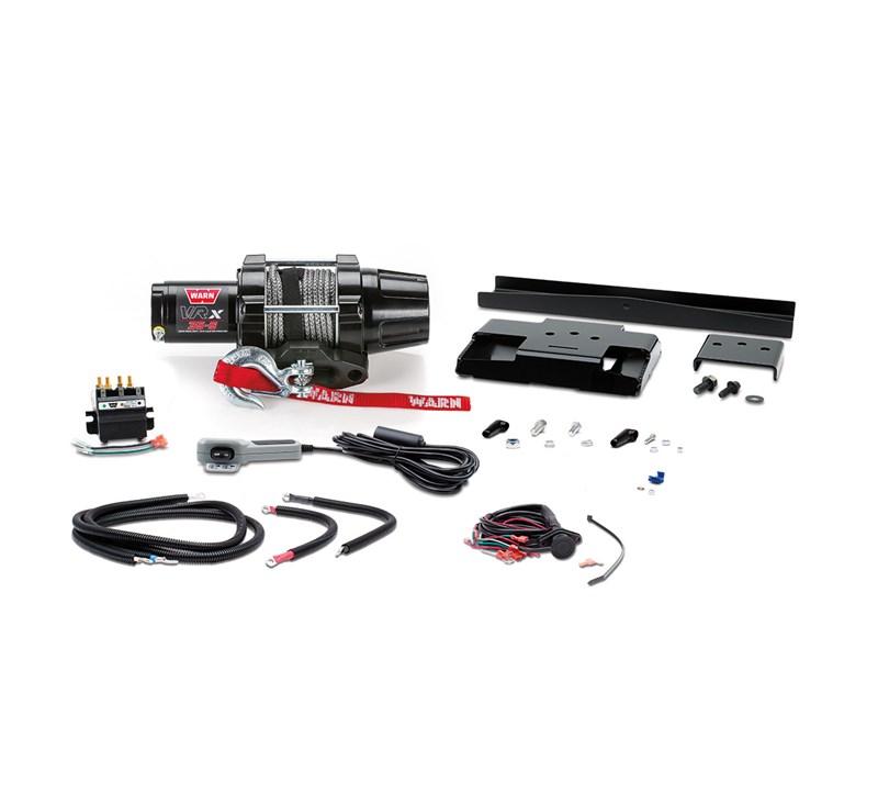 MULE SX™ - VRX™ 35-S Winch Kit detail photo 1