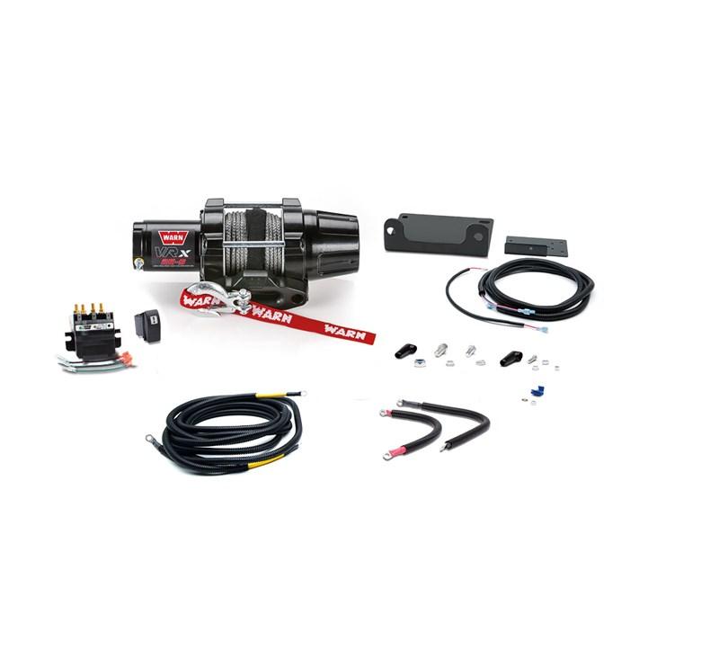 MULE PRO-MX™ VRX™ 25-S Winch Kit detail photo 1