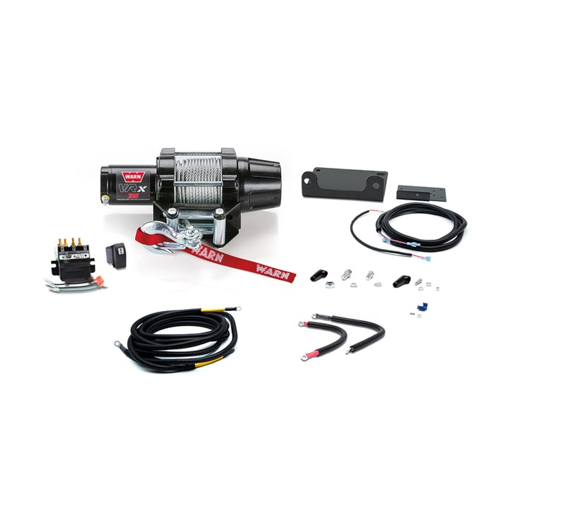 MULE PRO-MX™ - VRX™ 35 Winch Kit detail photo 1