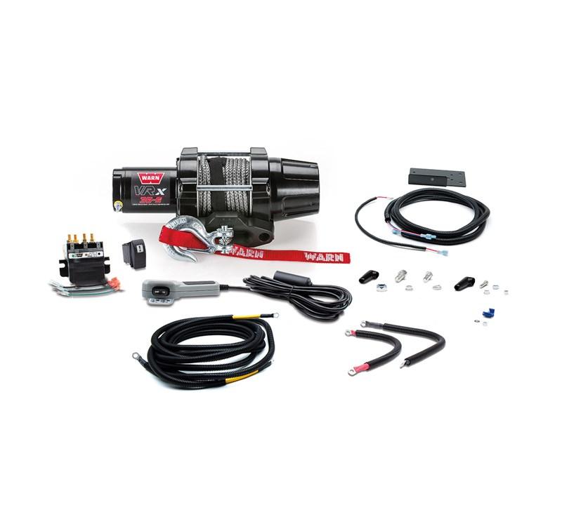 MULE PRO-MX™ - VRX™ 35-S Winch Kit detail photo 1